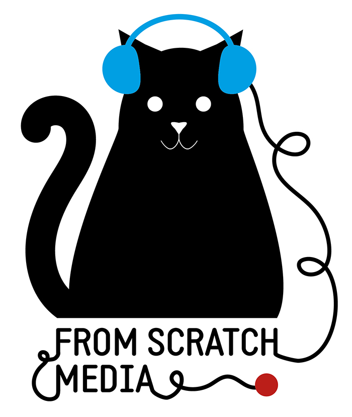 From Scratch Media Brand Jessica Bartram Illustration